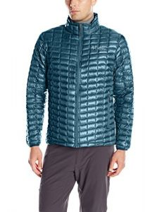Columbia Men's Microcell Jacket, Everblue, Large