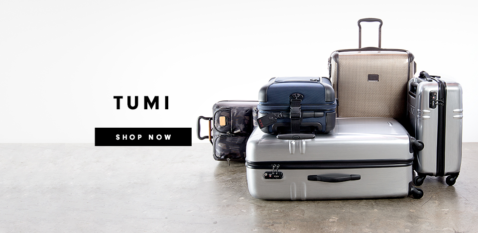 Up to 47% Off with Tumi Luggages Purchase @ Hautelook