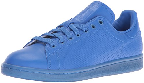 adidas Originals Men's Stan Smith Adicolor Fashion Sneaker, Blue/Blue/Blue, 7.5 M US