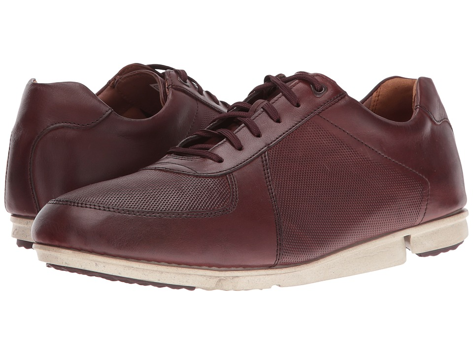 Clarks - Triturn Race (Chestnut Leather) Men's Lace up casual Shoes
