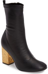 Topshop Haven Sock Boot (Women)