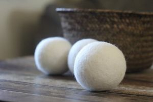 LIGHTENING DEAL! Wool Dryer Balls by Smart Sheep 6-Pack