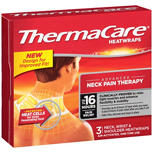 ThermaCare 舒缓镇痛热敷包,每盒3片,共3盒