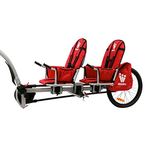 Weehoo Kids iGo Two Tag Along Bicycle Trailer