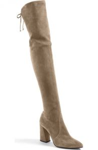 Stuart Weitzman Highstreet Over The Knee Boot