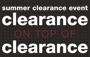 TJ MAXX SUMMER CLEARANCE ON TOP OF CLEARANCE EVENT! PRICES AS LOW AS $15!