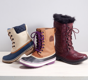 NORDSTROM RACK FLASH EVENT! SOREL WATERPROOF BOOTS NOW 50% OFF!