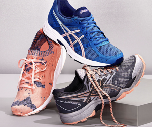 ASICS SEMI ANNUAL SALE NOW UP TO 50% OFF & AS LOW AS $34.95!