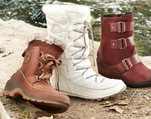 NORDSTROM RACK FLASH EVENT! WOMEN'S WATERPROOF SOREL BOOTS NOW 50% OFF!