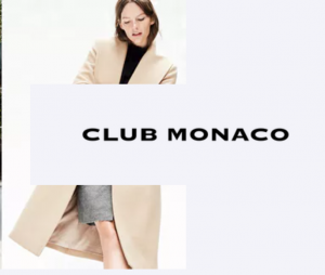 Club Monaco ON SALE